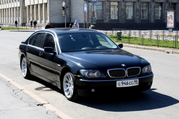 BMW-750 Long (рестайлинг)