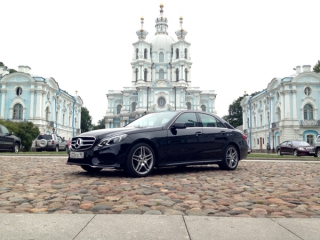 Mercedes E-212 AMG restyling 2013