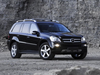 Mercedes GL (NEW!!!)
