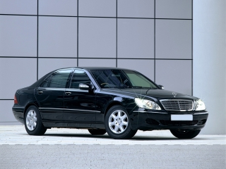 Mercedes S-500 Long W-220