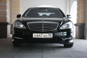 Mercedes S-221 (RESTYLING) О647АО98