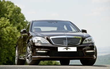 Mercedes S-221 Lux Long NEW(RESTYLING)