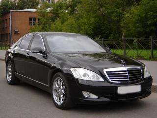 Mercedes S-500 Long W-221