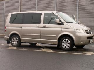VW Multivan T5