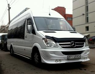 Микроавтобусы до 13 мест